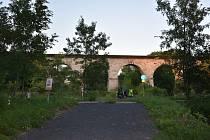 Z nehody cyklisty v obci Podlešín