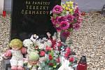 Hrob Terezy Čermákové.