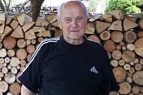 Zdeněk Kofent, kladenská fotbalová legenda.