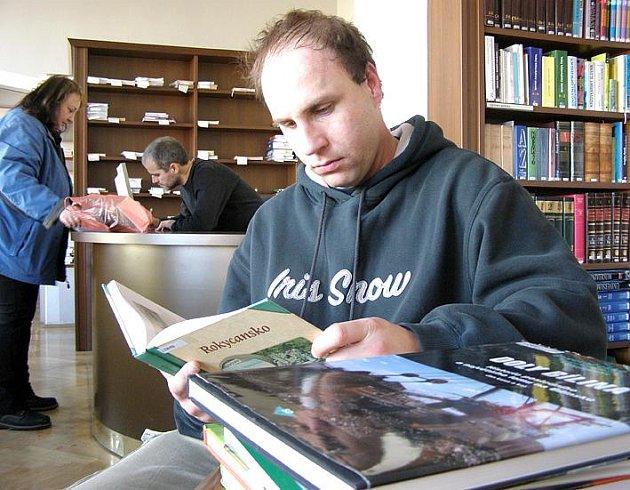 Na pátek 29. ledna připravila Středočeská vědecká knihovna akci nazvanou Prázdniny v knihovně.