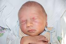 DANIEL KUČERA, KRALUPY NAD VLTAVOU. Narodil se 23. října 2019. Po porodu vážil 3,05 kg a měřil 49 cm. Rodiče jsou Michaela Kučerová a Miroslav Kučera. (porodnice Slaný)