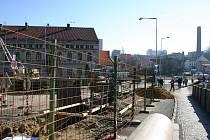 Finální druhá etapa rekonstrukce Vinařického ulice ve Slaném bude dle smlouvy ukončena 20. září 2011