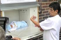 V Kladně už je v provozu nový baby box.