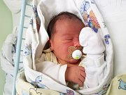 MICHAL POCOLJAK, SLANÝ. Narodil se 18. prosince 2017. Po porodu vážil 4,24 kg a měřil 55 cm. Rodiče jsou Nikola Bulandrová a Michal Pocoljak. (porodnice Slaný)