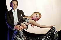 Taneční pár Martin Procházka a Tereza Bufková