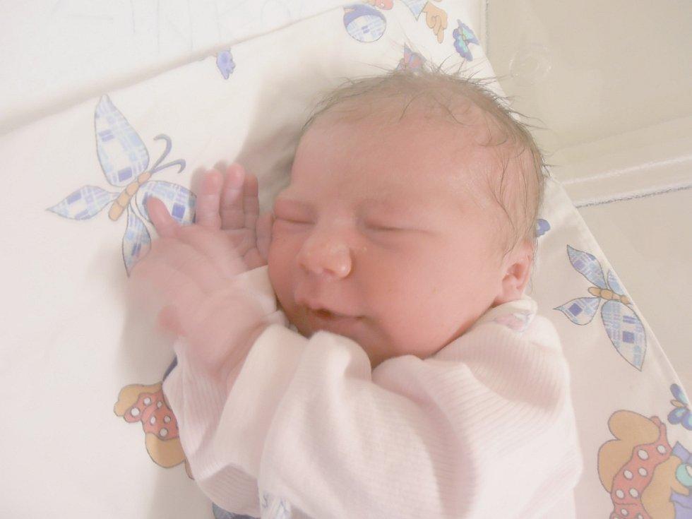 Anna Zinková, Louny. Narodila se 6. srpna 2014. Váha 3,46 kg, míra 50 cm. Rodiče jsou Alena a Petr Zinkovi (porodnice Slaný).