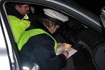 Mluvčí kladenské policie Jana Dětská varuje neukázněné řidiče. Preventivní kontroly na silnicích budou pokračovat.
