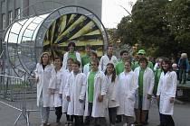Tým laborek slánské gymnázia