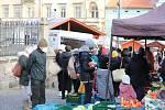 Farmářské trhy v Kladně voněly exotikou