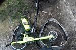 Sdílená kola se stávají cílem vandalů.