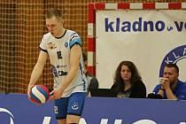 Daan Van Haarlem // Kladno volejbal cz - Aero Odolená Voda 3:0, EX-M čtvrtfinále, Kladno, 15. 3. 2017