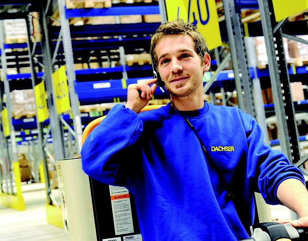 HLAVNÍM DŮVODEM pro rozšíření areálu v Kladně bylo stále narůstající množství exportů zákazníků společnosti a vyšší potřeba konsolidace zásilek.