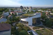 V bývalých kladenských kasárnách vznikne školicí centrum, park i parkoviště.
