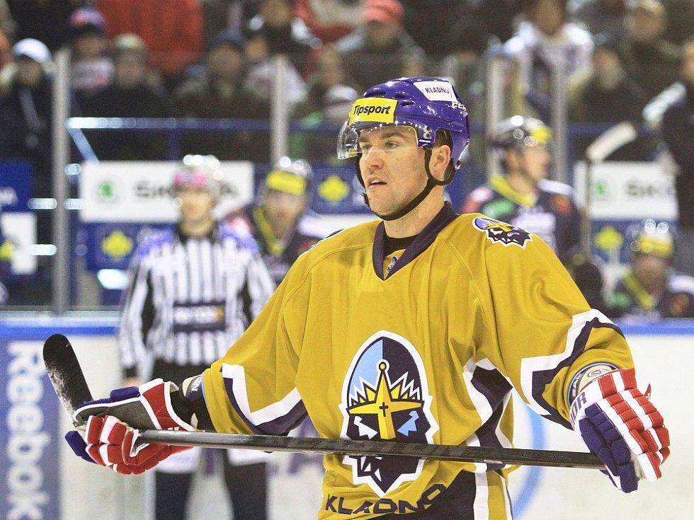 Marek Židlický v roce 2012 oblékl proti Liberci zlatý kladenský dres. tehdy odehrál za Kladno poslední zápas