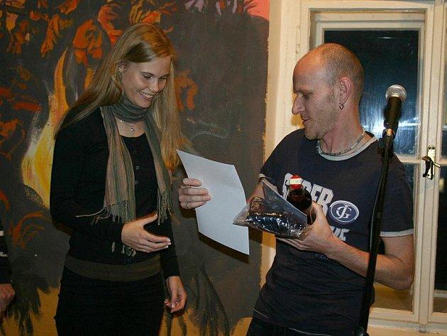 Vyhlášení vítězů hudební ankety Kladenského deníku Kladenský Otík 2011