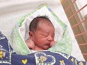 DAVID NGUYEN, SLANÝ. Narodil se 17. prosince 2017. Po porodu vážil 2,80 kg a měřil 48 cm. Rodiče jsou Van Bich Nguyen a Duy Khuong Nguyen. (porodnice Slaný)