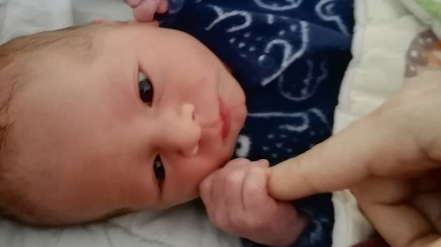 Antonín Kolář se narodil 1. února ve 21:33 v rakovnické porodnici. Po porodu vážil 2720 g a měřil 47 cm. Šťastnými rodiči jsou Aneta Techlovská a Antonín Kolář.
