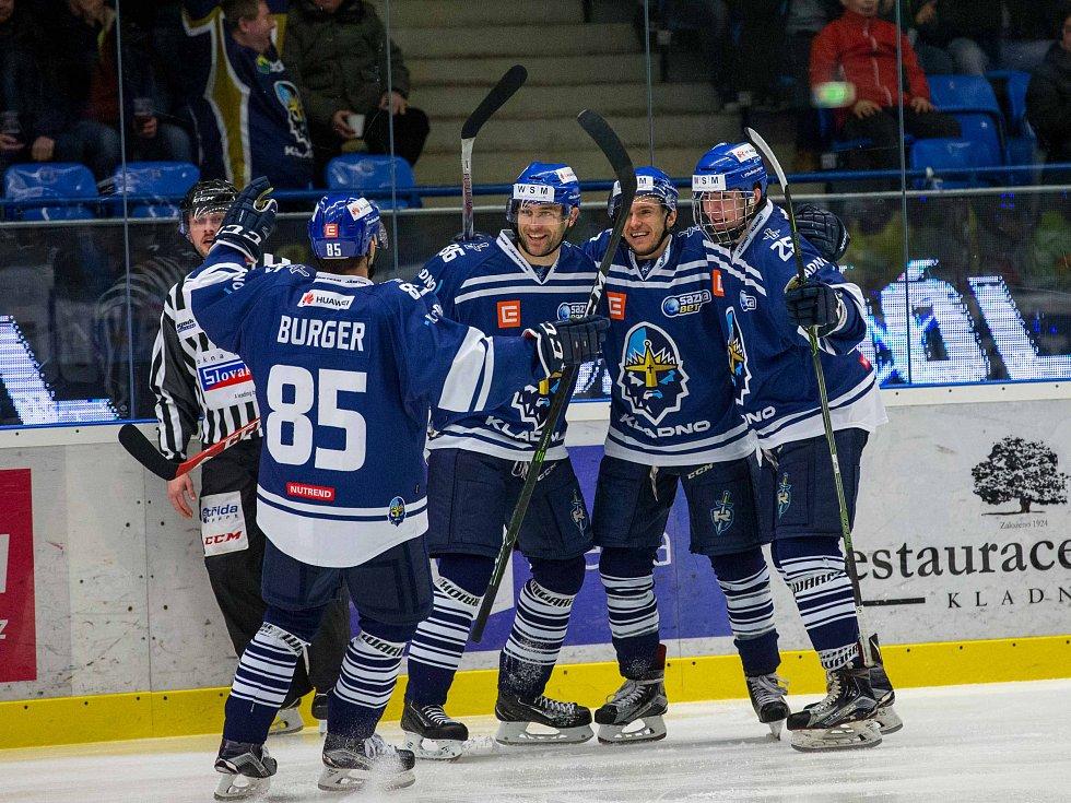 Kladno - Ústí, 2. zápas play off.