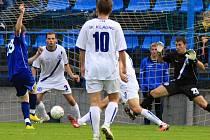 SK Kladno - FC Graffin Vlašim 1:1 (0:1) , utkání 11.k. 2. ligy 2010/11, hráno 19.9.2010