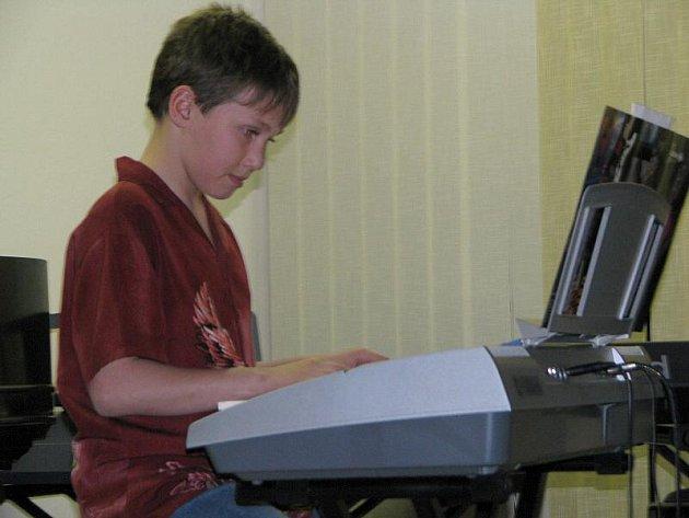 Koncerty u příležitosti založení hudební školy ve Slaném