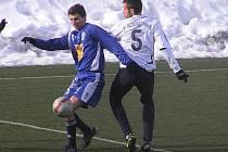 SK Kladno - Motorlet 1:1. Tomáš Vincenc