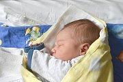 DAVID KRÁL, SLANÝ. Narodil se 4. srpna 2017. Váha 3,61 kg, výška 50 cm. Rodiče jsou Michaela Gorenčíková a Miloš Král. (porodnice Slaný)
