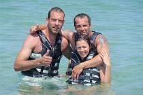 Cvičení s Jájou. Bulharské Primorsko 12. - 19.7. 2009