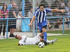 SK Braškov - FC 05 Zavidov 1:2 (0:0), I.B., 9. 9. 2018