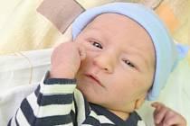 Josef Protiva, Slaný. Narodil se 2. března 2015. Váha 3,16 kg, míra 50 cm. Rodiče jsou Veronika a Josef Protivovi (porodnice Slaný).