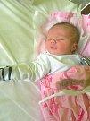 Jůlie Prokůpková, Dřetovice. Narodila se 23. srpna 2017. Váha 3,06 kg, výška 50 cm. Rodiče jsou Petra Prokůpková a Vasyl Parypa. (porodnice Kladno)