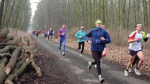 Běžci se na trasu vydají už v sobotu dopoledne.