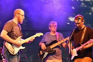 V pátek 2. srpna na náměstí zahraje kapela The Pupíci Blues Band.