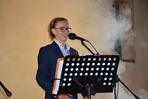 Koncert Jakuba Vostřáka a jeho hostů ve Lhotě.
