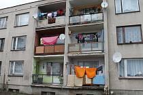 Bytovky v Trpoměchách