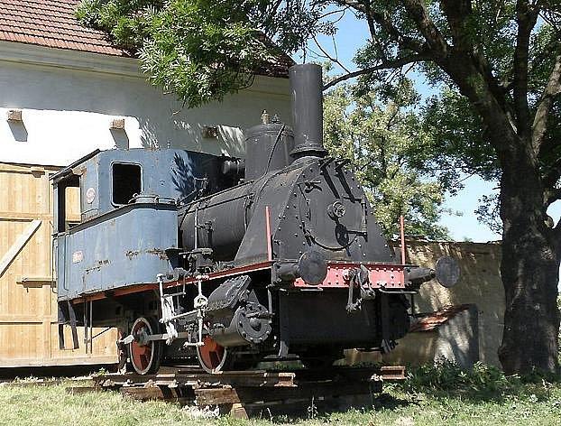 Muzeum v Lisovicích postupně zaplňují parní lokomotivy.