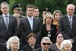 Pietní vzpomínka k 72. výročí vyhlazení obce Lidice