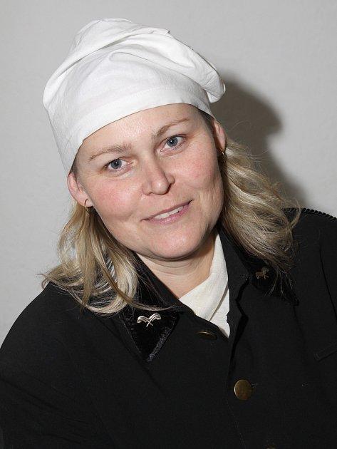 Kominice Diana Staňková.