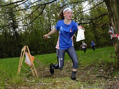Orientační běh je krásný a zdraví prospěšný sport.