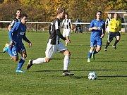 TJ sportovní klub Hřebeč - FK Mníšek pod Brdy 3:1 (1:1), I. A. tř., 14. 10. 2017