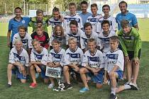 Tým SK Kladno //  Kladenský pohár 2018 (U15), 29. 7. 2018