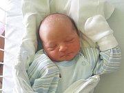 MATYÁŠ FRANTA, KAČICE. Narodil se 24. listopadu 2018. Po porodu vážil 3,2 kg a měřil 49 cm. Rodiče jsou Agáta Jelínková a Tomáš Franta. (porodnice Kladno)