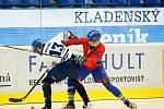 První finále extraligy: Kladno - Kert Park Praha 1:2 po prodloužení