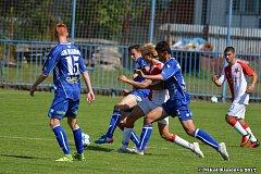 Kladno - Slavia B 1:4.