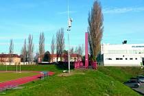 Kamerový bod u slánského aquaparku je už v pořadí 14. ve městě.