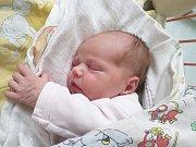 SOFIE ROBENHAUPTOVÁ, SLANÝ. Narodila se 15. března 2018. Po porodu vážila 2,94 kg a měřila 49 cm. Rodiče jsou Andrea Křížová a Robert Robenhaupt. (porodnice Slaný)