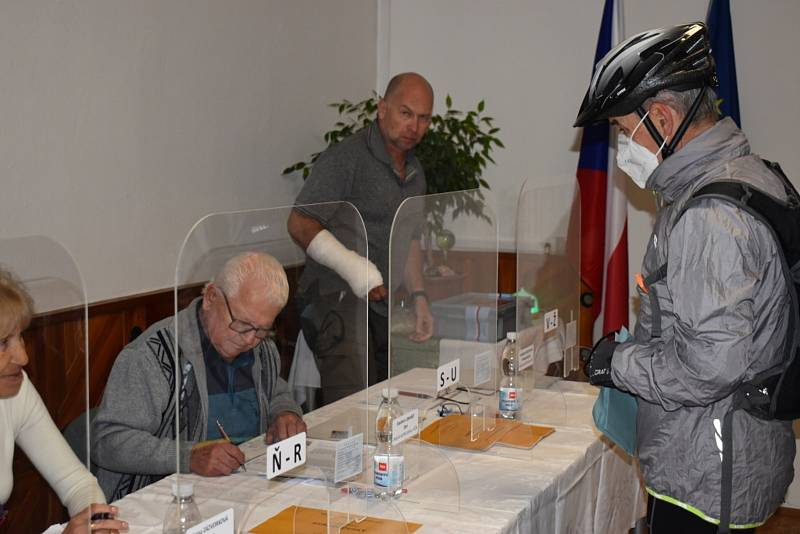 Volby v Kamenných Žehrovicích