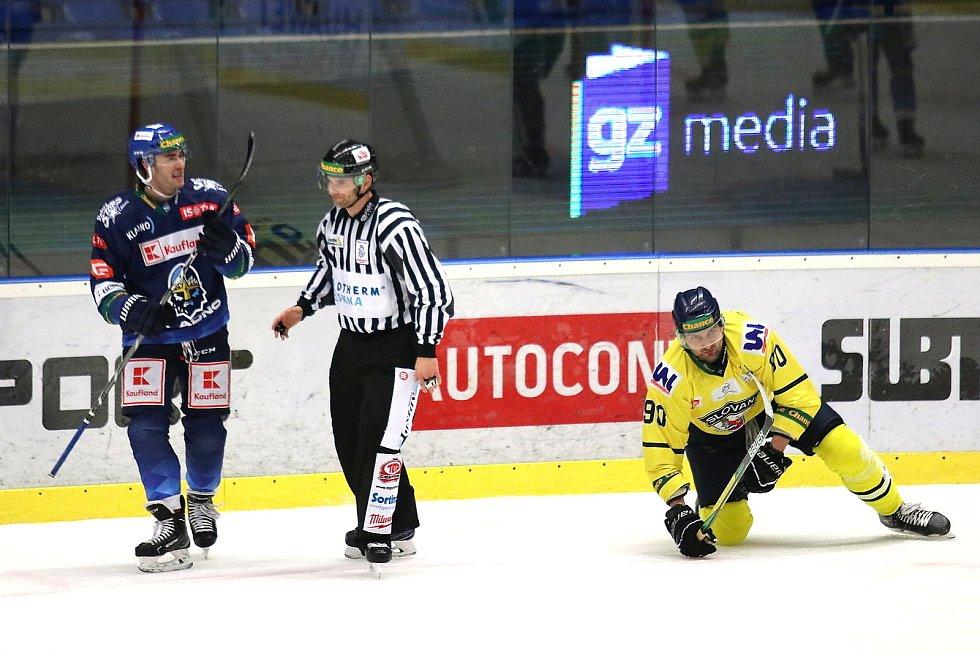 Chance liga, Kladno - Ústí.