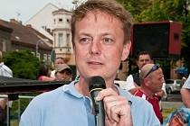 Nominovaný na Řád srdce - Slaňák Martin Nič