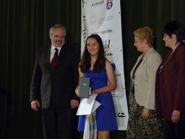 Kateřina Sládková.