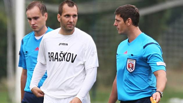 SK Hřebeč - Sokol Braškov 2:1, FITPARTNER GASTRO I.B tř. sk A,